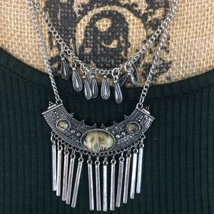 Maurices Statement Dangle Necklace